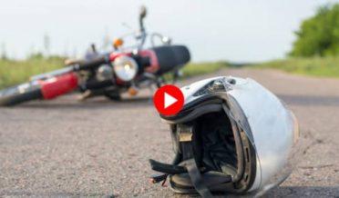 موٹرسائیکل چلانے والوں کے لیے خوش خبری، حادثے میں چوٹ نہیں لگے گی
