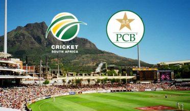 پاکستان ۔جنوبی افریقہ ٹی 20سیریز : دونوں ٹیموں کی تیاریاں جاری۔تین ٹی20میچز کی سیریز کا پہلا میچ11فروری کو کھیلا جائیگا