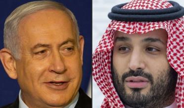 ایک رپورٹ کے مطابق دونوں نیتن یاہو اور محمد بن سلمان کے درمیان ملاقات ایک غیر اعلانیہ دورے پر ہوئی۔