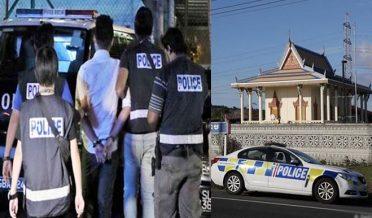 مساجد پر حملہ کرکے لائیو دکھانے کی منصوبہ بندی کرنے والا طالبعلم گرفتار